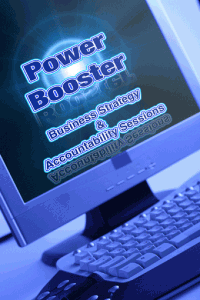 Power Booster - Business Strategy & Accountability Sessions